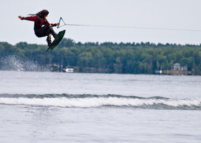 16 - Chase wakeboarding