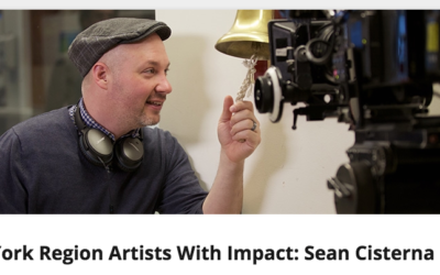Artists With Impact: Sean Cisterna